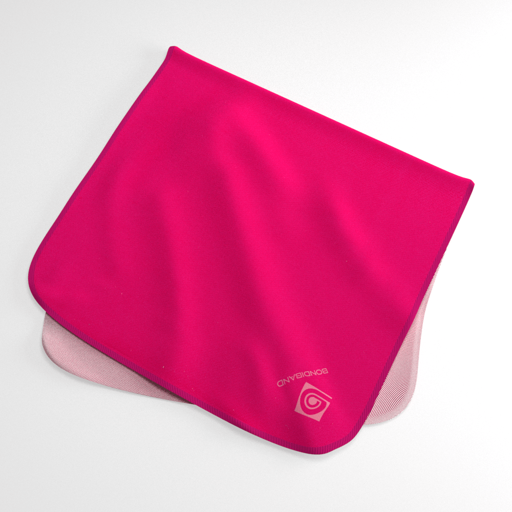 Jazzberry Pink Wicking Sweat Towel