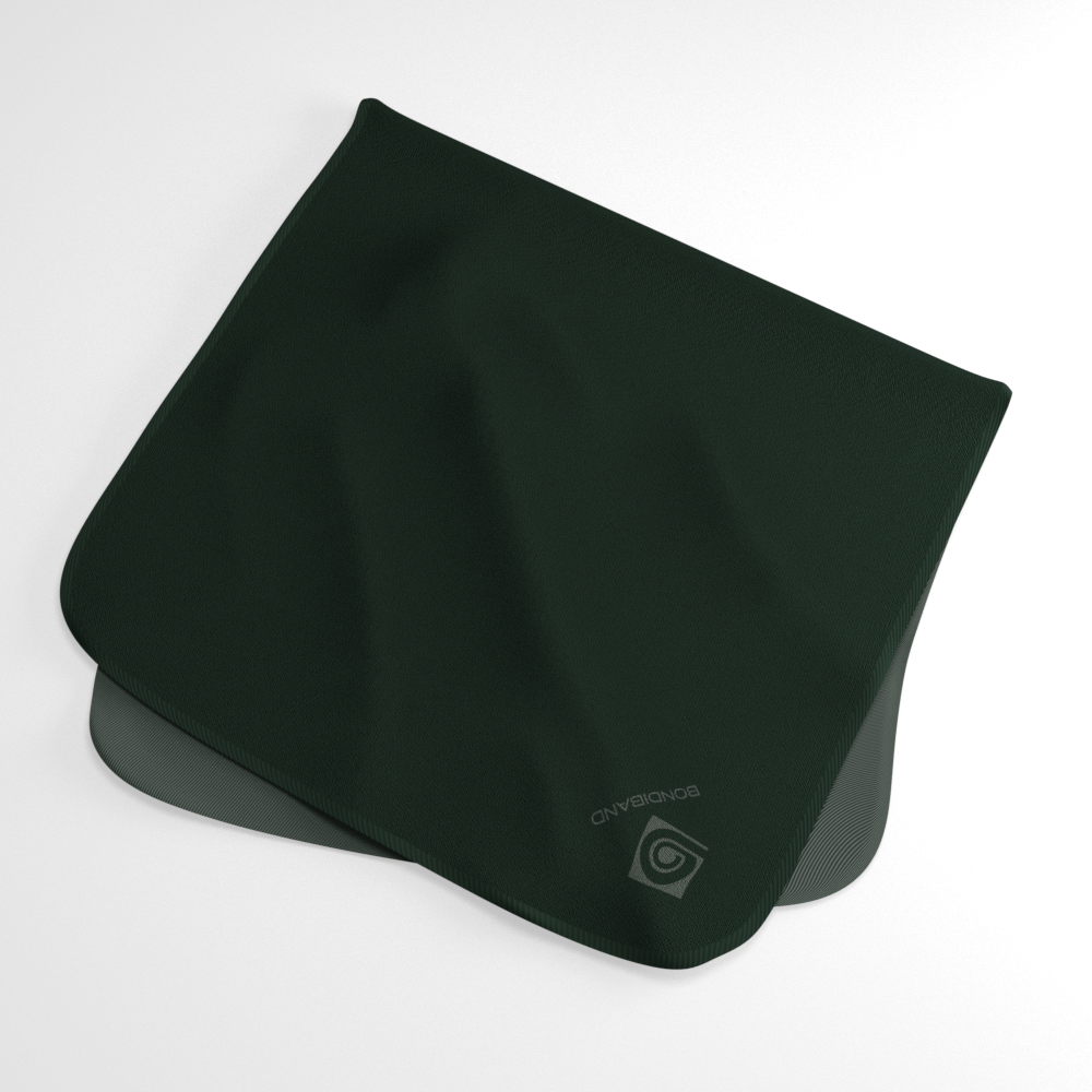 Pine Green Wicking Sweat Towel