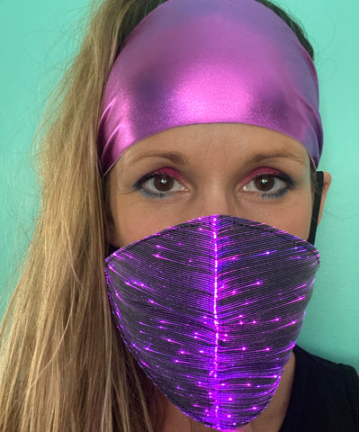 Mermaid at Heart Wicking Performance Headband