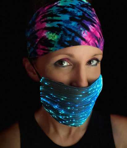 Daffodil Love Wicking Performance Headband