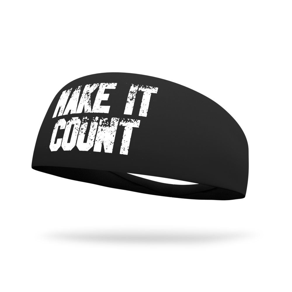 Make It Count Dyed Wicking Headband
