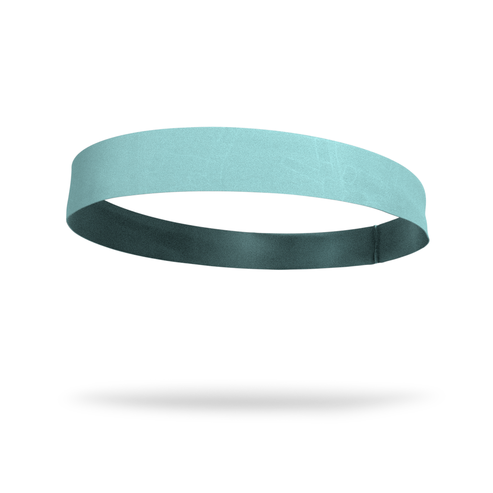 Hint of Mint Solid Color Headband