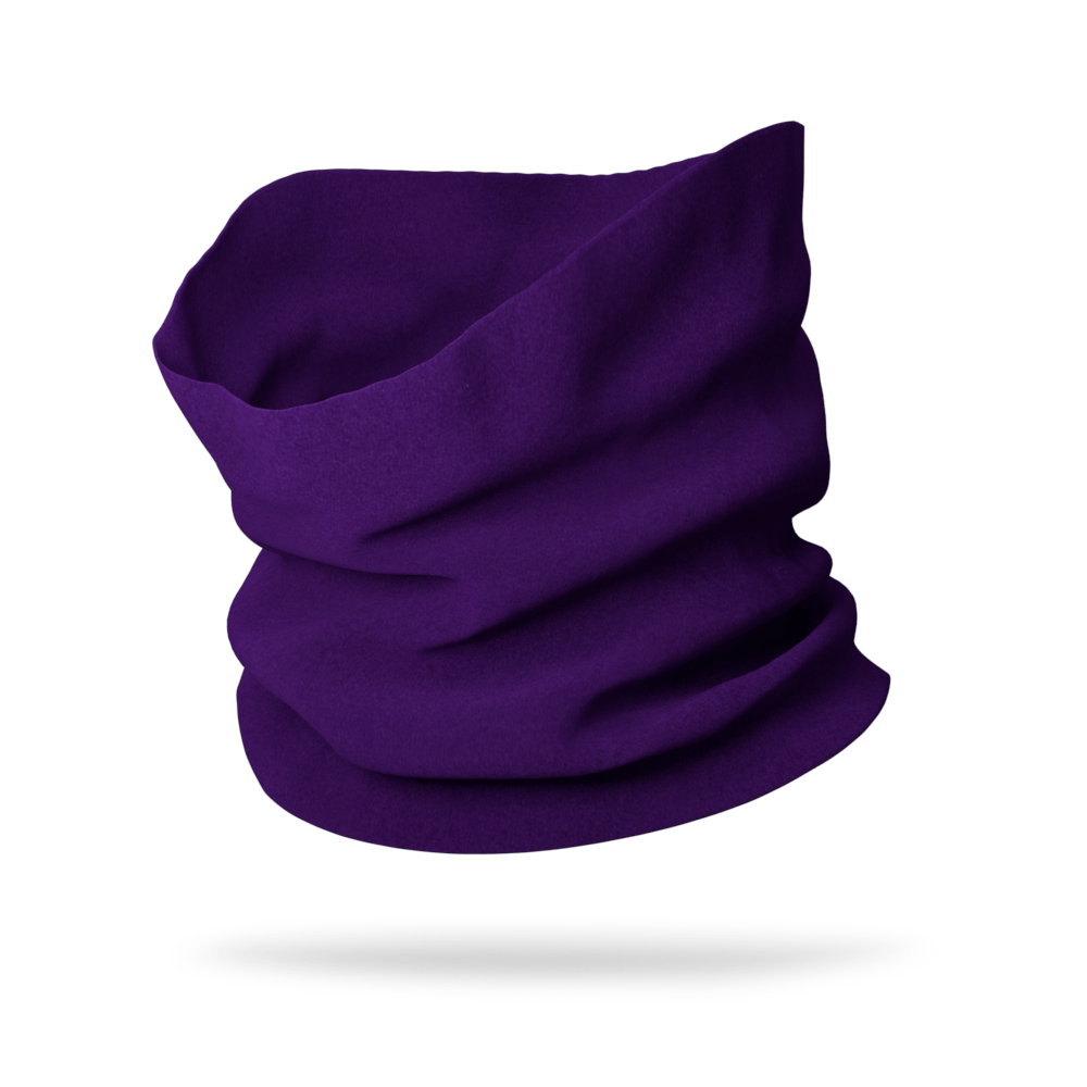 Bondiband Solid Color Wicking Neck Gaiter