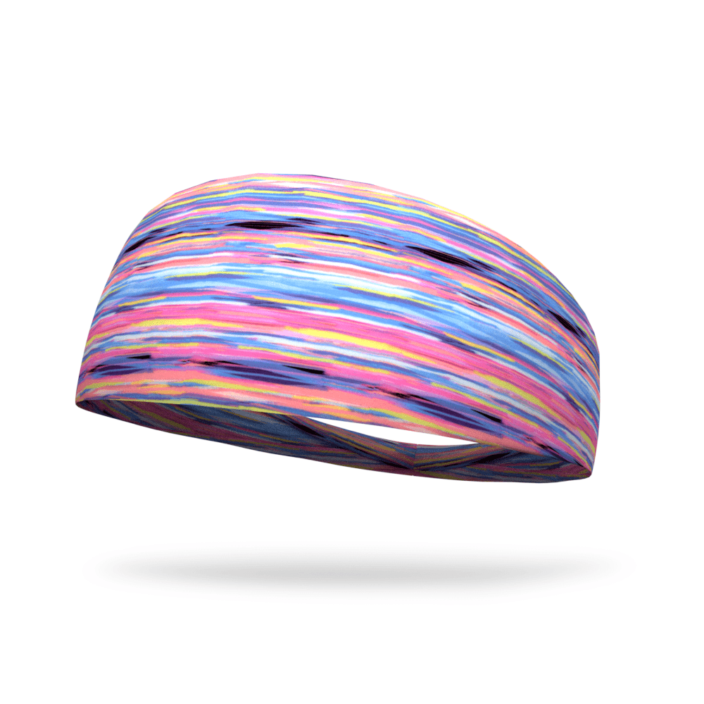 On the Fritz Dyed Wicking Headband