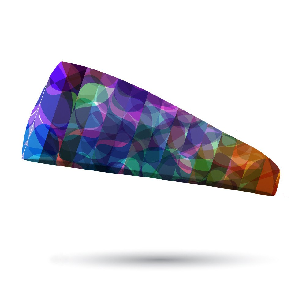 PolyChroma Wicking Tapered Headband