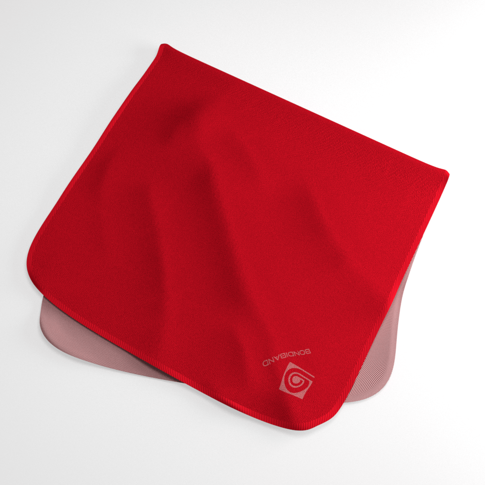Molten Red Wicking Sweat Towel
