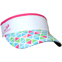 Triangles Visor (Add Buttons for Face Mask)