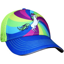 Unicorn Swirl Trucker Hat