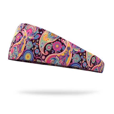 Dia De Muertos Wicking Performance Headband