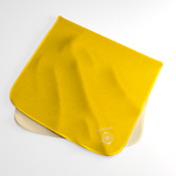 Yellow Wicking Sweat Towel