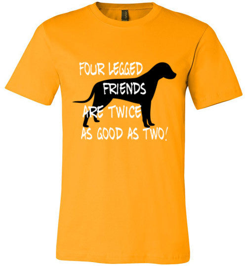 Four legged friends are twice as good as two - Dog - Furbabies.love - 10