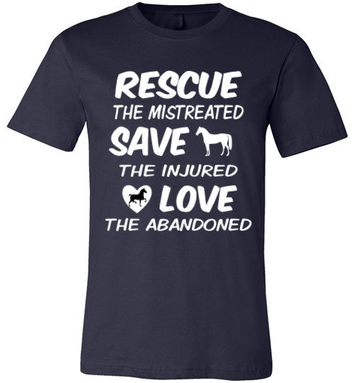 RESCUE - SAVE - LOVE - Becky's Hope Horse Rescue - Furbabies.love - 15