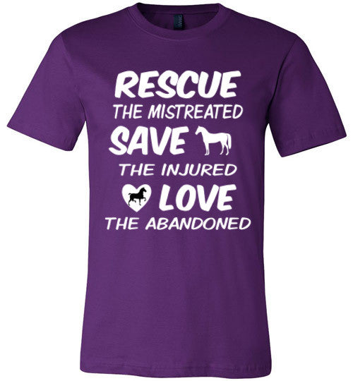 RESCUE - SAVE - LOVE - Becky's Hope Horse Rescue - Furbabies.love - 21