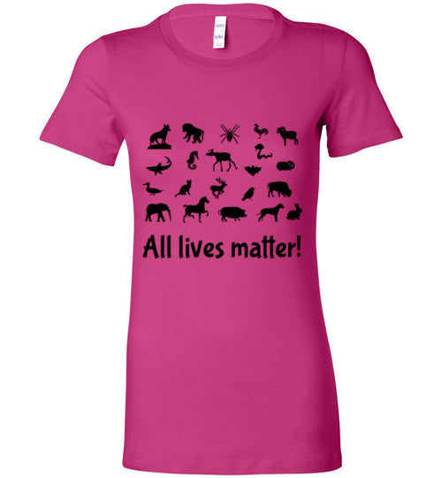 ALL lives matter! - Furbabies.love