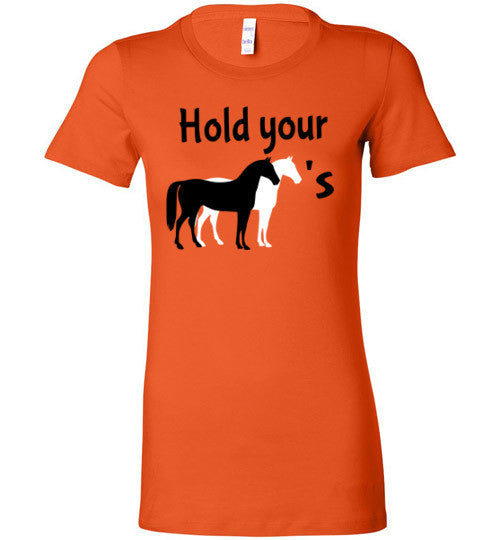 Hold your Horses. - Furbabies.love