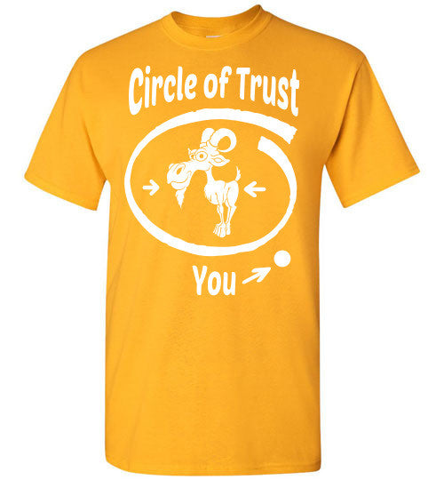 Circle of Trust Goat Shirt Sleeve Tshirt