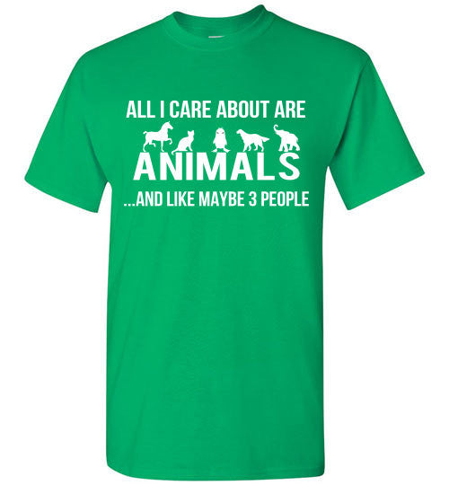 All I care about are animals ...and like maybe 3 people - Furbabies.love - 4