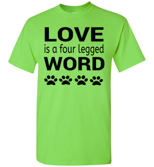 LOVE is a four legged WORD - Furbabies.love - 6