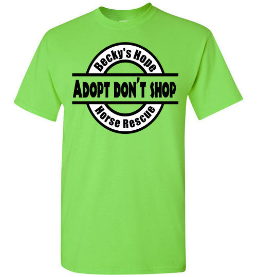 Adopt don't shop - Becky's Hope Horse Rescue - Furbabies.love