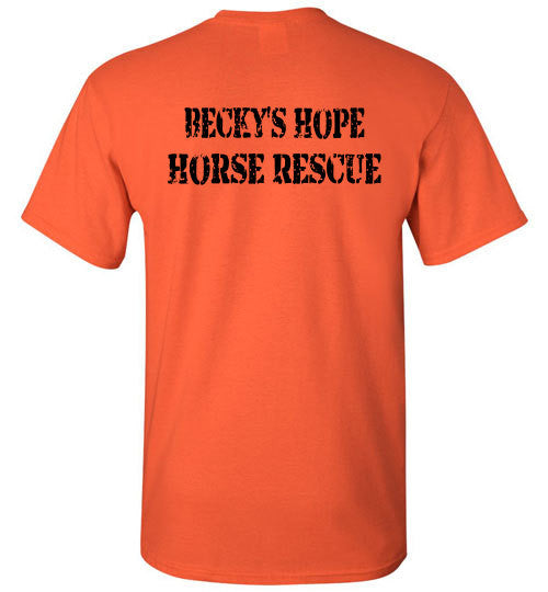 Be the change! Becky's Hope Horse Rescue - Furbabies.love