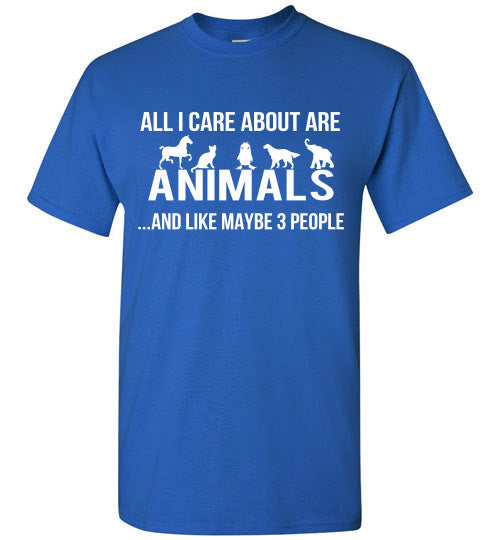 All I care about are animals ...and like maybe 3 people - Furbabies.love - 7