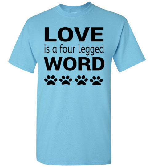 LOVE is a four legged WORD - Furbabies.love - 7