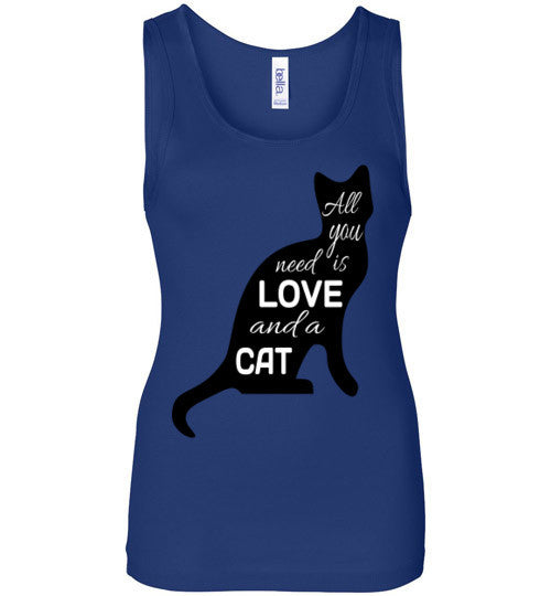 All you need is LOVE and a CAT - Furbabies.love
