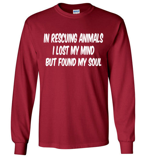 In Rescuing Animals I Lost My Mind But I Found My Soul - Furbabies.love - 2