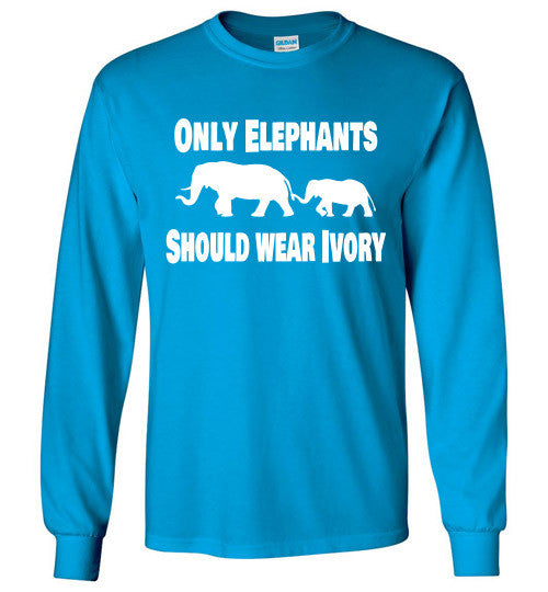 Only Elephants Should Wear Ivory - Furbabies.love - 5