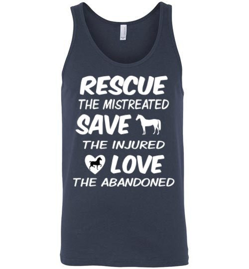 RESCUE - SAVE - LOVE - Becky's Hope Horse Rescue - Furbabies.love