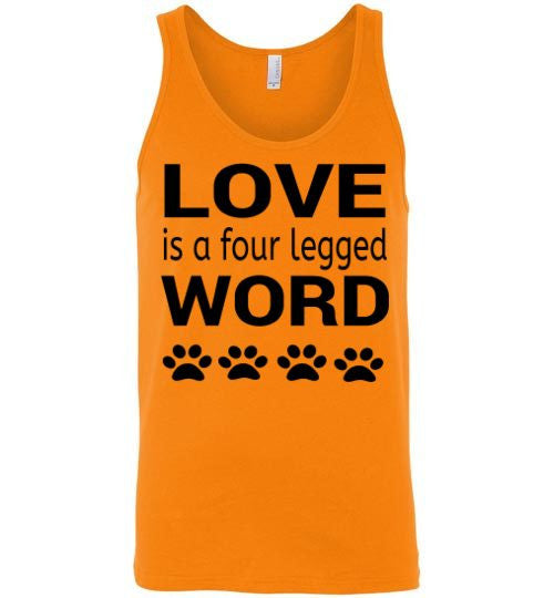 LOVE is a four legged WORD - Furbabies.love - 9