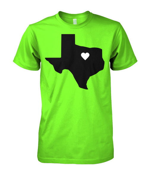 Heart of Texas Tee-shirt - Furbabies.love - 11