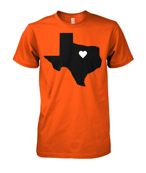 Heart of Texas Tee-shirt - Furbabies.love - 13