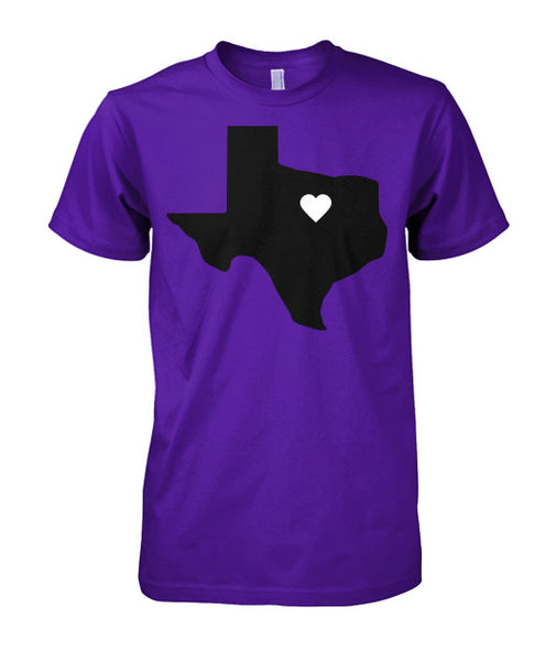 Heart of Texas Tee-shirt - Furbabies.love - 7