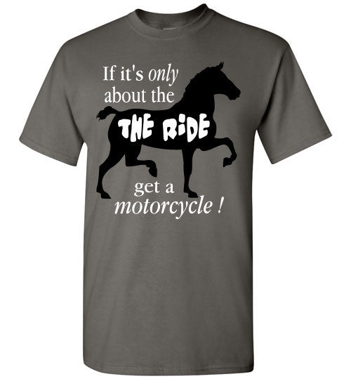 If it's ONLY about the ride... get a motorcycle ! - Furbabies.love