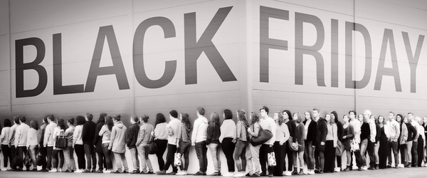 Four Ways We're Doing Black Friday Weekend Differently