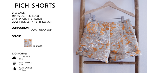 pich shorts s19