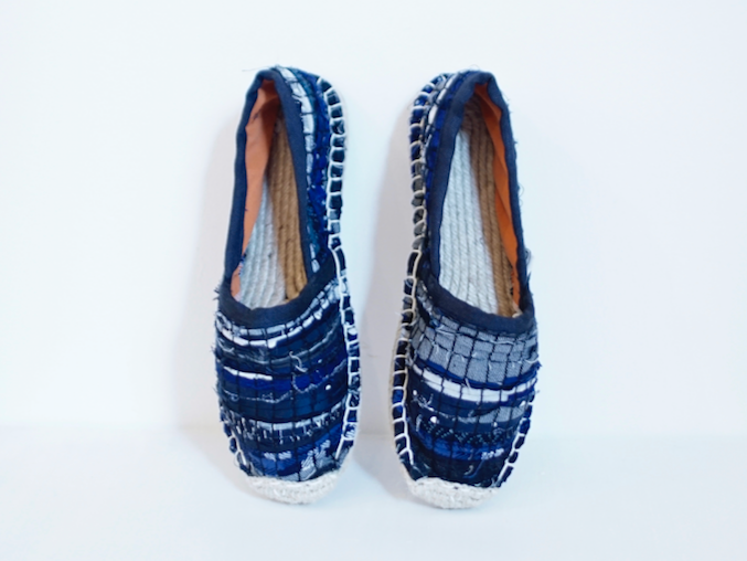 ZERO WASTE ESPADRILLES - GOOD KRAMA