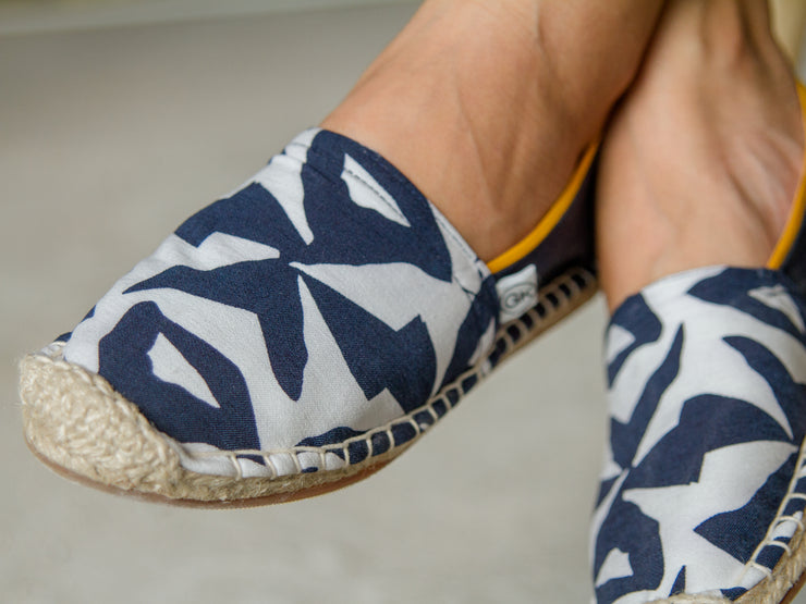 CRUISE ESPADRILLES - GOOD KRAMA
