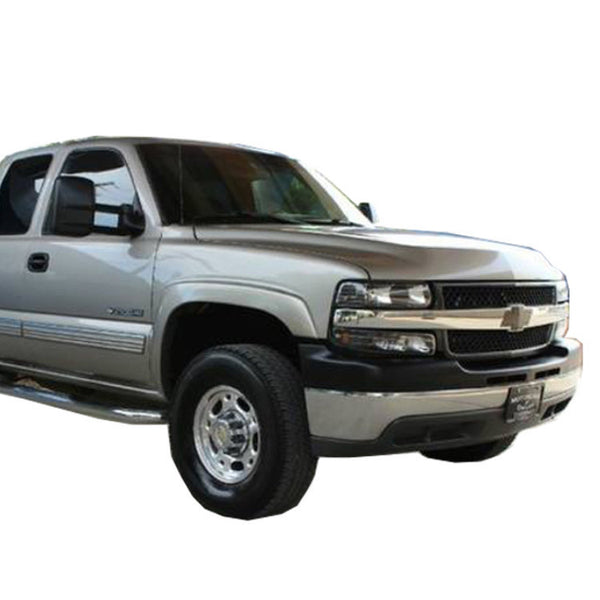 1999 2007 Chevy Silverado Fender Flares Painted Bolt Style