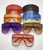 "Hater Blockers"" Oversized New Style Sunglasses"