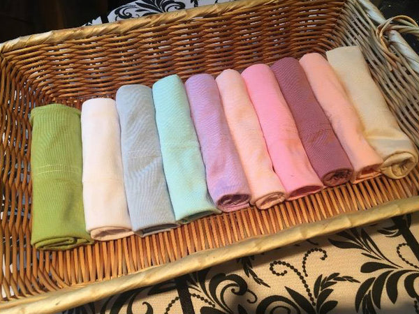 Pastel Colored Tube Underscarves -Pack of 10 - AlSundus