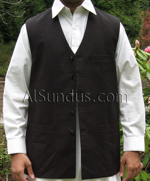 Men's Basic Vest - AlSundus
