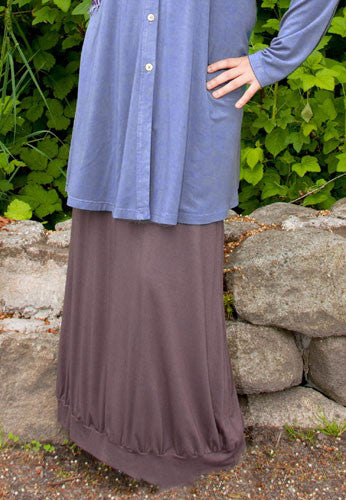 Long Shirring Skirt - AlSundus