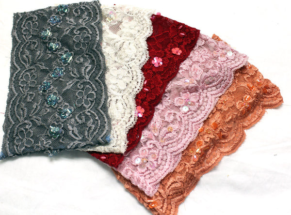 Fancy Lace Headband - AlSundus