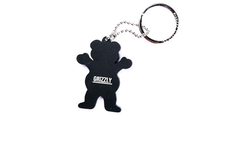 GRIZZLY KEYCHAIN GRIZZLY BEAR