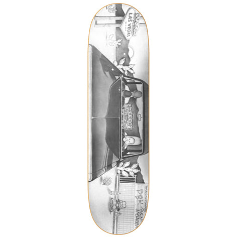 SB PLAQUE DECK