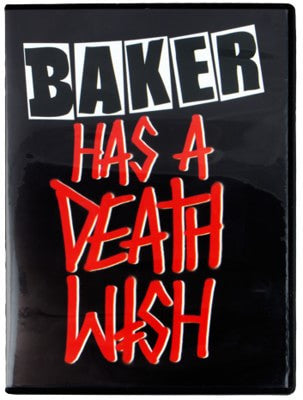 BAKER HAS A DEATHWISH SKATE VIDEO