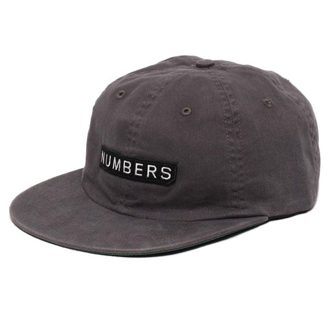 LOGOTYPE TWILL 6 PANEL HAT