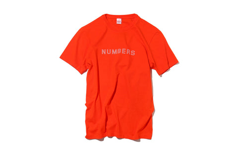 NUMBERS EDITION OUTLINE WORDMARK